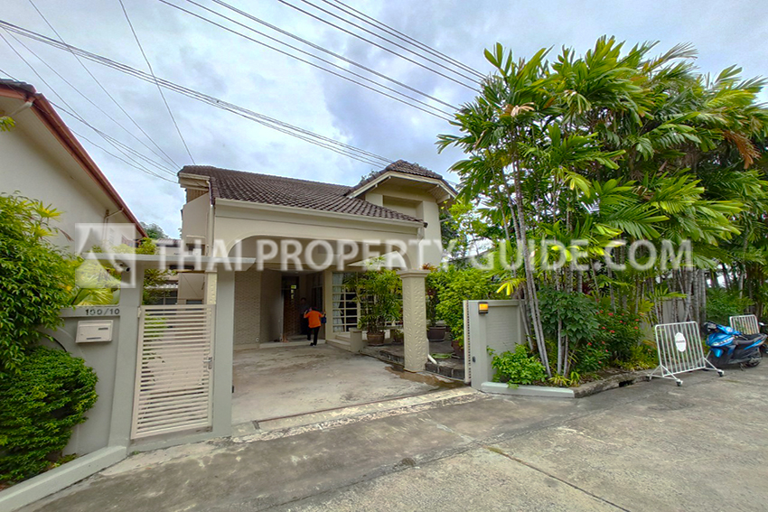 House for rent in Phaholyothin