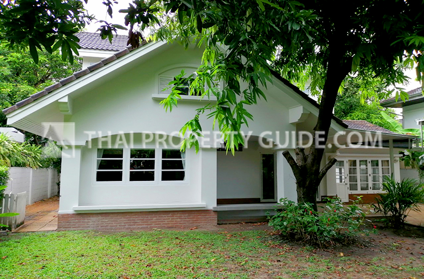 House for rent in Sukhumvit