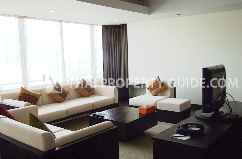 Service Apartment for rent in Phaholyothin