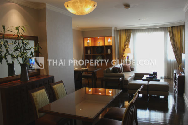 Service Apartment for rent in Ploenchit