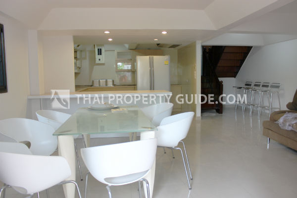 Townhouse for rent in Nichada Thani