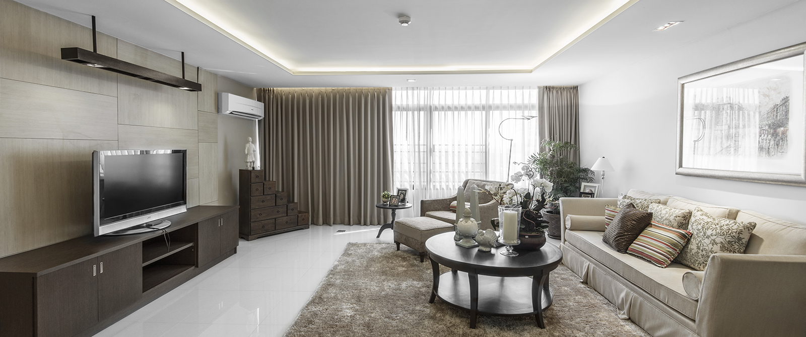 Elegant apartment in Thonglor